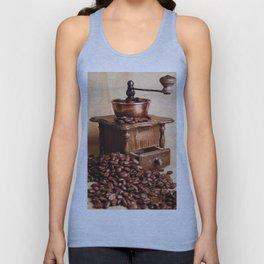 coffee grinder 2 Unisex Tank Top