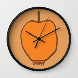 just apple Wall Clock