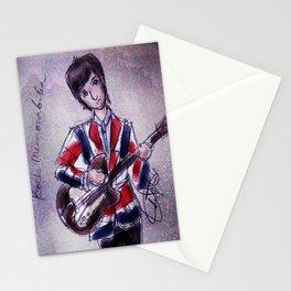 Pete Townshend -Mod era Stationery Cards