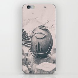 Summer on the beatch iPhone Skin