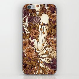 Rapunzel Mulberry iPhone Skin