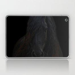 Frisian Stallion Laptop & iPad Skin