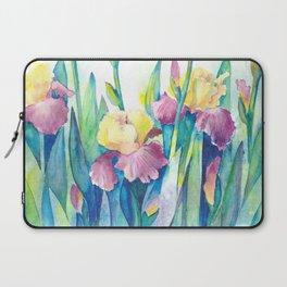 Irises Laptop Sleeve