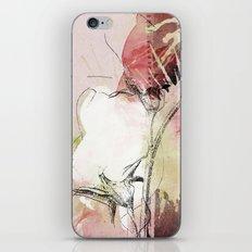 pink splendor iPhone Skin