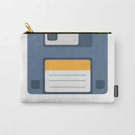 Old school computer f Carry-All Pouch