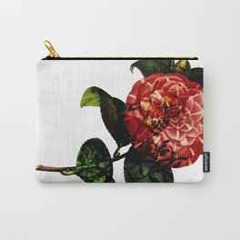 Vintage Bloom Carry-All Pouch