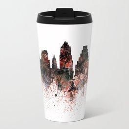 Austin Skyline Travel Mug