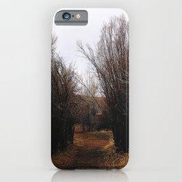 Bannack Overgrowth iPhone Case