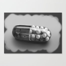 Mr Brightside Pill - Personalisation Available Canvas Print
