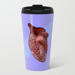 Fractured Heart Travel Mug