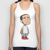 liam payne Tank Tops featuring Schulz Liam by Ashley R. Guillory