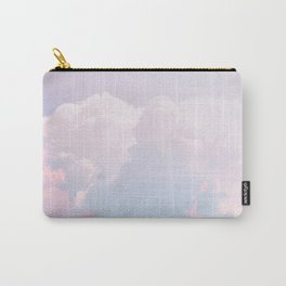 Whimsical Pastel Candy Sky #surreal #society6 Carry-All Pouch