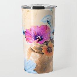 Small flowers 5 Travel Mug