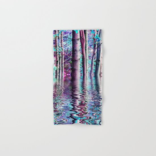 PEACE TREE-TY Hand & Bath Towel
