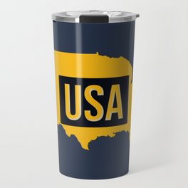 the country of the americas Travel Mug