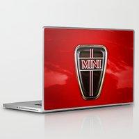 mini Laptop & iPad Skins featuring Mini by Anna Dykema Photography
