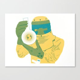 Vivarium? Canvas Print