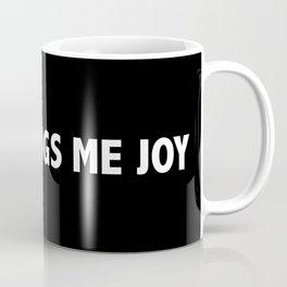 Marie Kondo This Brings Me Joy Coffee Mug