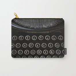Underwood Typewriter Carry-All Pouch
