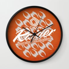 RAIDER Wall Clock