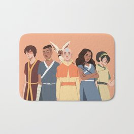 Team Avatar Bath Mat