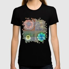Fast Actuality Flower  ID:16165-084338-75791 T-shirt