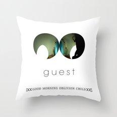 Guest Throw Pillow