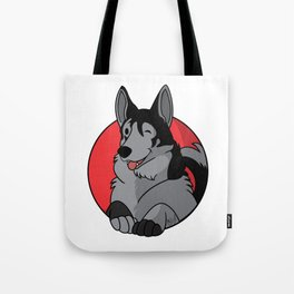 Dogmeat Tote Bag