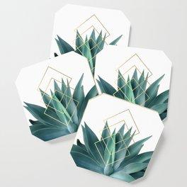 Agave geometrics Coaster