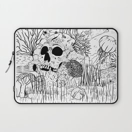 Down where it's wetter Laptop Sleeve