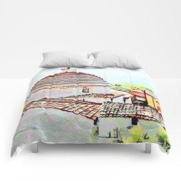 Tortora convent Comforters