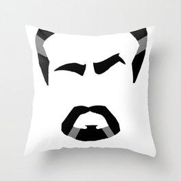 The Master - Delgado Throw Pillow