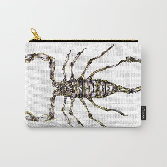 Scorpion's Kiss Carry-All Pouch