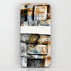 Aphasie iPhone & iPod Skin