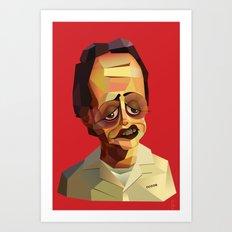 Donny Art Print