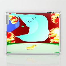Somewhere Out There Laptop & iPad Skin