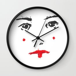The Queen of Naboo Wall Clock