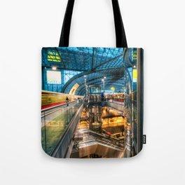 Hauptbahnhof Tote Bag