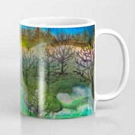A Walk with Trees Coffee Mug