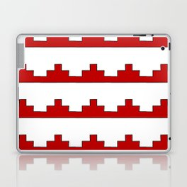 Heraldic – embattled grady- Coupé pigeonné Laptop & iPad Skin
