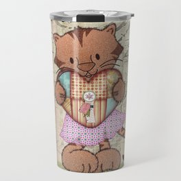 Sweet little tiger Travel Mug