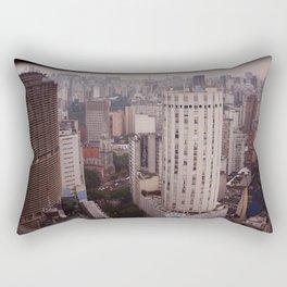 Cidade São Paulo Rectangular Pillow