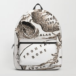 Can't get you out of my head vintage illustration Backpack