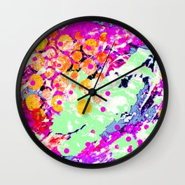 Jungle Jive Wall Clock