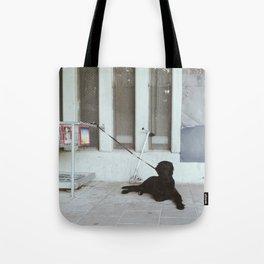 No. 8 Tote Bag