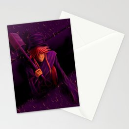 Undertaker Colour Challenge Stationery Cards