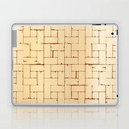 Wooden Parquet Flooring Laptop & iPad Skin