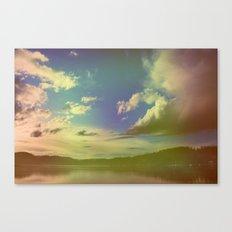 Oly Canvas Print