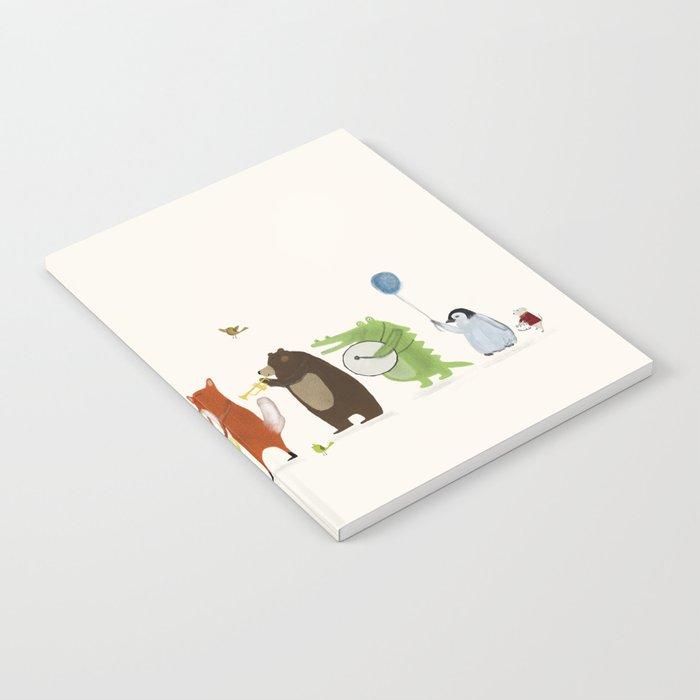 little parade Notebook