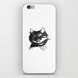 Cat Zzz... iPhone Skin
